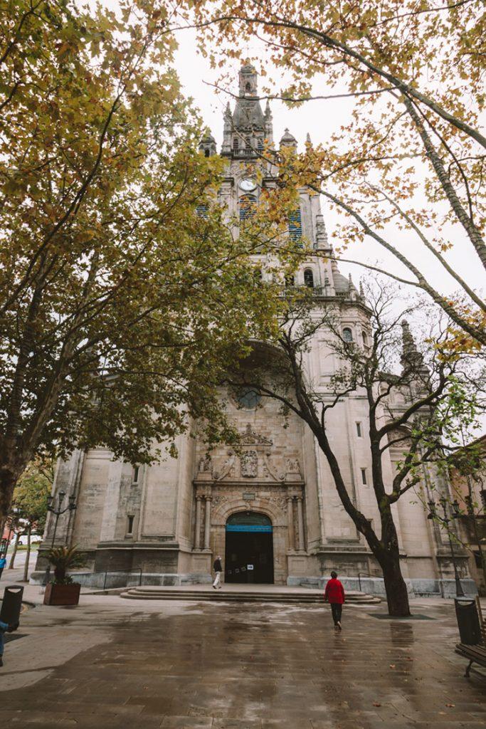 Basílica de Begoña